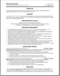 Military Engineer Sample Resume Pindonna Svei On Career & Job Search  Pinterest  Public .