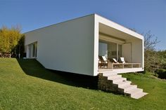House in Romeirão by ARX Portugal Arquitectos