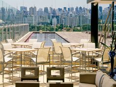 Lounge Hotel in Brazil