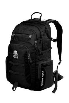 Granite Gear Granite Gear Superior Backpack, Black, Black