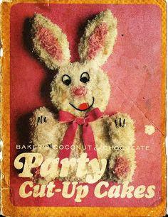 Vintage 1968 Bakers Coconut or Chocolate Cookbook Modern Cookbooks, Vintage Cookbooks, Butterfly Birthday Cakes, Reindeer Cakes, Bakers Chocolate, Vintage Baking, Cut Up, Fox Terrier, Pink Elephant
