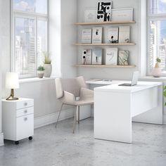 white desk home office. Light Teal And White Desk Area For @Jeri Mills. | Home Pinterest Desks, Areas Desks Office