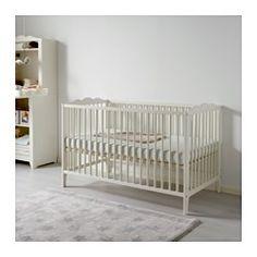 Ikea Len Katalog hensvik crib white white 27 1 2x52 baby cot