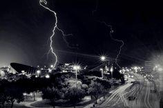 Feira de Tradições Nordestinas - RJ- Brasil  #feiradosparaibas #brazil #photography #ray #sky #storm #night