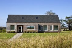 Passive House Retreat ZED - exterior #jetsongreen.com #bongersarchitects.nl