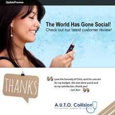 Thank you Andrew for the kind words. We enjoyed assisting you with your auto repairs. Are you in need of hassle-free collision repair services? Give us a call today! Auto Collision, Collision Repair, Midvale Utah, Feel Good Friday, Save My Money, Salt Lake City Ut, Auto Body Repair, Honda Pilot, You're Awesome