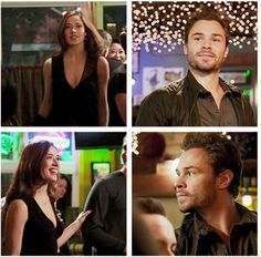 Ruzek and Burgess (Love the way he looks at her <3)