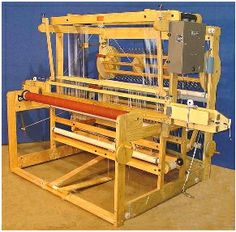 AVL Dobby Loom | Flickr - Photo Sharing!
