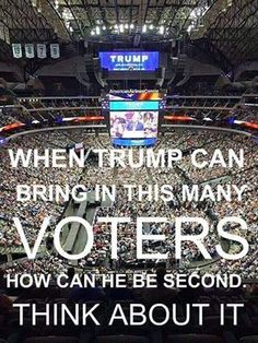 Just vote. We don't care about the MSM or any of the political talking head elites. We aren't invited to their parties 🎉. M.W. 10/20/16