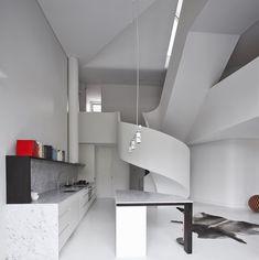 Loft Apartment Melbourne / Adrian Amore, © Fraser Marsden