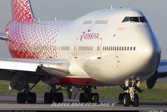 Rossiya Airlines Boeing 747-446