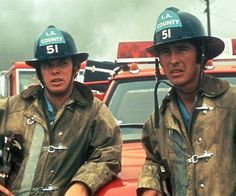 Emergency - Squad 51. I was in love with Randolph Mantooth!