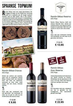Van deze Spaanse jongens van Ramon Bilbao krijg je het lekker warm! http://www.flesjewijn.com/wijnen/?druivensoort=tempranillo&wijnhuis-streek=bodegas+ramon+bilbao+-+rioja