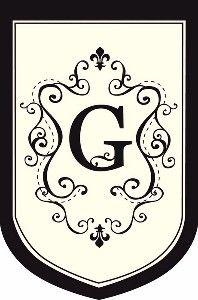 <3 Garden Flag