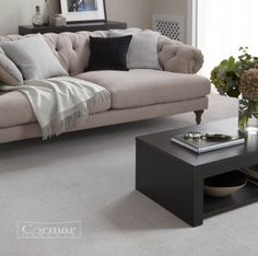 A new modern grey wool carpet from Cormar Carpets retailing at approximately £27 per sq.m at carpet shops throughout the UK and Eire go to: http://www.cormarcarpets.co.uk/retailers/