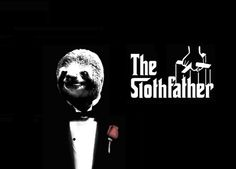 Three toed sloth meme SlothFather - sloths make the best films