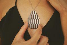 Pattern Block Necklace