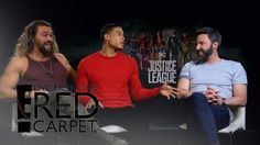 """""""Justice League"""" Cast Play 'Most Likely To' Game 