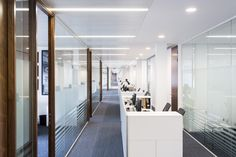 The Interiors Group has recently developed a new office space for WME Entertainment in London. The Interiors Group have delivered and fitted out just over Corridor Lighting, Breakout Area, Executive Suites, Window Graphics, News Space, Architecture, Entertaining, London, Interior Design
