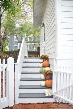 Cute fall steps! @lizmariegalvan