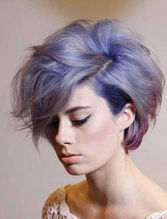 30 Farklı Saç Renkleri-26