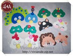 #BaiduImage molde de mascaras de animais em eva_Pesquisa do Hao123