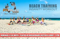 BEACH TRAINING - INSANITY WORKOUT  Hoy nos vamos con un entrenamiento de locura por las playas de Cartagena no te lo pierdas! #YoSoyElGato #Crossfit #Paleo #CrossfitPaleoRevolution #PowerFit #Boy #Party #Workout #Art #Body #Eyes #Beauty #Photo #Hot #Sweet #FitnessModel #Music #Real #Life #Fitness #Love #Cats #Fit #PhotoOfTheDay #World #Motivation #Gym #FitnessRevolution #Friends #Cute by deivisdeejay_fit