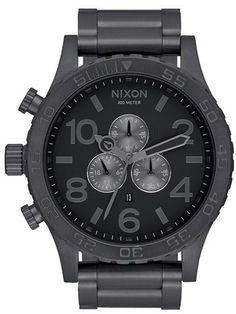 c7ebe6a12b4 Men s Nixon  The 51-30 Chrono  Watch