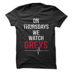 On Thursdays We Watch Grey's