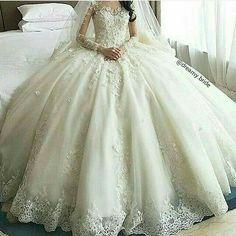 Lovely ballgown..