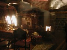 612 Henry Kupjack - 17th Century Pirate Captain's Cabin, ca. 1680 | by A_O_G