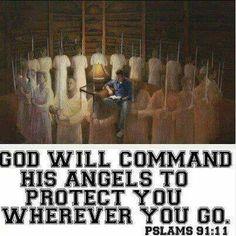 Praise God Angels