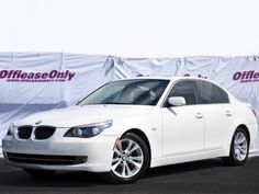 BMW 5 Series 535i 2009 Turbocharged I6 3.0L/182 http://www.offleaseonly.com/used-car/BMW-5-Series-535i-WBANW13599C161991.htm?utm_source=Pinterest_medium=Pin_content=2009%2BBMW%2B5%2BSeries%2B535i_campaign=Cars
