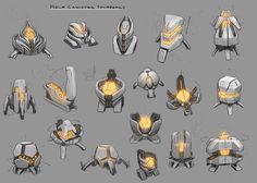 ideas for medical robot concept art Game Character Design, Character Design Inspiration, Character Concept, Medical Robots, Medical Art, Animal Art Projects, Robot Concept Art, Futuristic Art, Robot Design