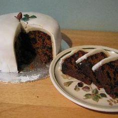 Marjorie's Rich Fruit Cake