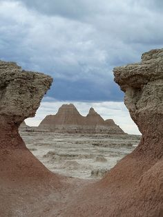Door Trail, Badlands National Park, SD
