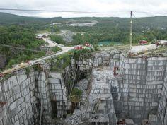 Granite Quarry St Cloud Minnesota Minnesota Postcards