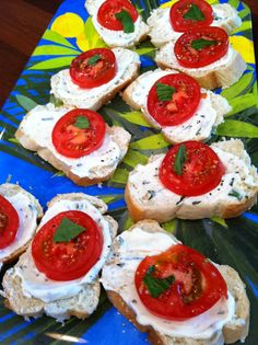 Dream Home Cooking Girl: My Open-faced Tomato Sandwiches...these are on my menu for tomorrow :) Happy 4th!!