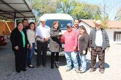 Landa de Matamoros, Qro. Agosto 2016.- Derivado de las gestiones que ha venido realizando la alcaldesa Mary Amador Covarrubias en...