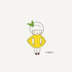 Llittle Lemon.catplusmouse. Pencil Art Drawings, Cat Drawing, Lemon Drawing, Bullet Art, Lemon Art, Cat Mouse, Animal Sketches, Kawaii Cute, Cute Illustration