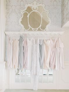 This Romantic Day Is Redefining Everything You Thought About Coastal Weddings This Romantic Day Is Redefining Everything You Thought About Coastal Weddings Jessica Haley Bridal jessicahaleybridal Bridesmaids Getting Ready and nbsp hellip bedding inspo Beach Wedding Colors, Beach Wedding Attire, Wedding Dresses, Beach Weddings, Bridesmaid Dress Styles, Brides And Bridesmaids, Bridesmaid Ideas, Fair Photography, Wedding Photography