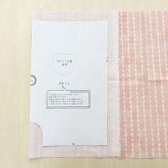 「わ」について | nunocoto Sewing, Couture, Fabric Sewing, Sew, Stitching, Costura, Needlework, Stitch