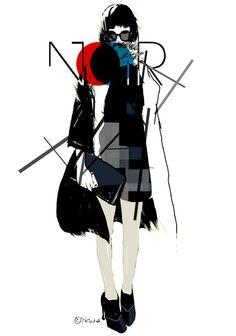 [pixiv] 【おしゃれ】ファッションショータイム! - pixivスポットライト