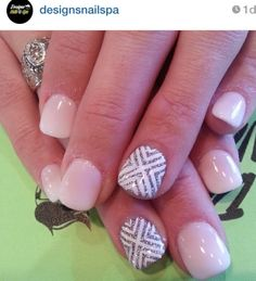 Nails... andrea dearing I love these but I don't really feel like anyone in Huntsville could do it lol