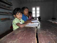 An orphanage at the Glendale Tea Estate, India. Fully paid for by Fair Trade premiums.