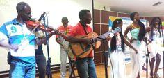 Presentación Grupo Brisas de Mandiva.  Tercer Lugar Violines Caucanos.