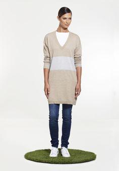 Adventure Sweater NINETEEN//46 100% cotton NZ$199 #knitwear #summerknitwear #summer2015