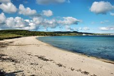 Beach in Kilnaughton Bay, Isle of Islay