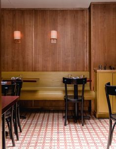 wear this there: cervo's nyc. San Francisco Girls, Inside A House, Messy Nessy Chic, Nyc Restaurants, Mediterranean Style, Restaurant Bar, A Table, Cool Designs, Home Decor