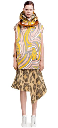 I am insanley obsessed with this Acne skirt. OMG!!